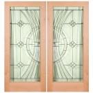 Knotty Alder 1 Lite Door | ETO Doors