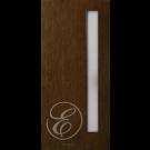 "FC511DAE - Escon 1 Vertical Lite Fiberglass Flush Door  with Cherry Grain (1-3/4"") Exterior Grade"