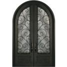 Escon Forged Double Iron Doors | 64X96