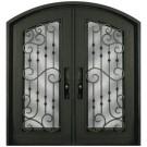 Escon Forged Double Iron Doors SS516WHXX/54